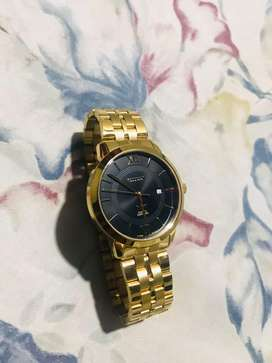 Citizen watch came from abroad