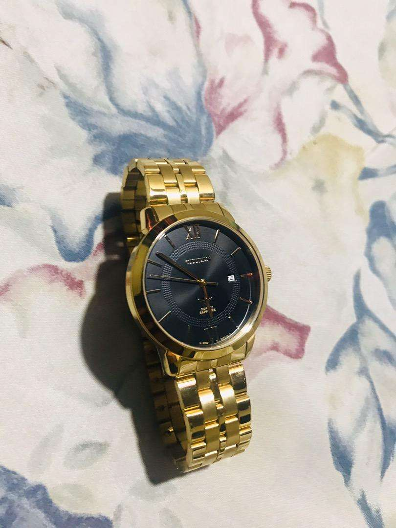 Citizen watch came from abroad 0