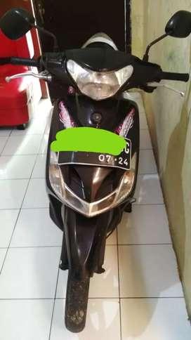 Yamaha mio 2009 mulus