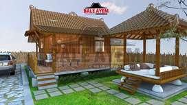 Villa Kampung Siap Bangun Di Moyudan Jl Godean