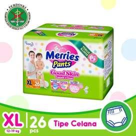 Share:  Favorit (1) Merries Pants Good Skin S40 / M34 / L30 / XL 26