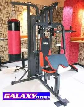 ALAT OLAHRAGA _/ALAT FITNES' TERLENGKAP READY HOME gym