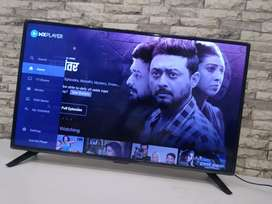 40 Inch Android Smart TV LED - New Imported Box Pack - No Settop Box