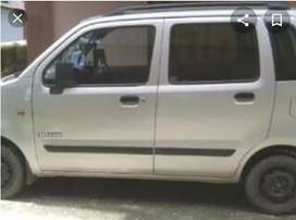 For Sell Maruti Wagon R LXI Petrol