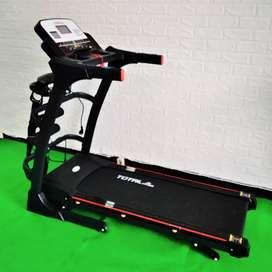 Elektrik  Treadmill  Tl 630 incline  otomatis