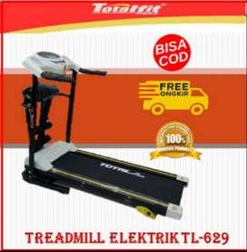 ELEKTRIK TREADMIL TL 629 // TOTAL HEALTYGYMNE