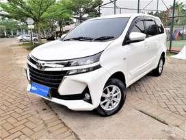 [OLX Autos] Toyota Avanza 2019 G 1.3 Bensin A/T Putih #Mamin Motor
