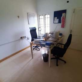 750 sqft furnished office at palarivattom bypass junction