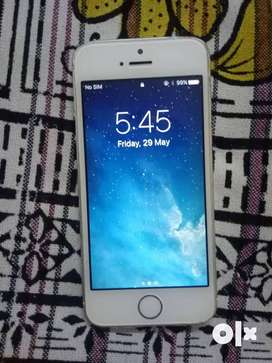 iPhone 5s on sell in good condition
