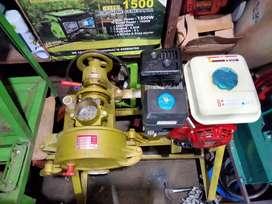 Mesin gilingan bumbu basah atau sambal