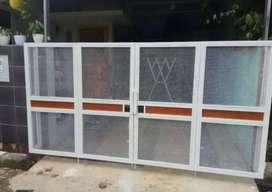 Kami bengkel las nerimah pembuatan pagar ram kawat $$1118