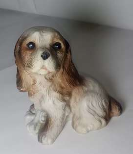 Showpiece of puppy statue for sale