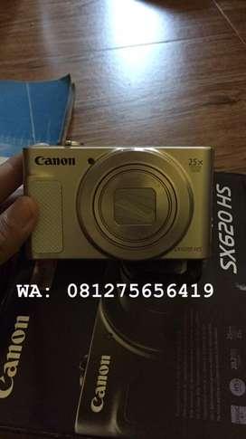 Camera canon sx620HS