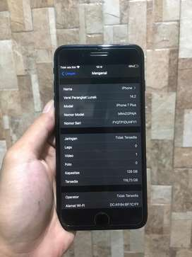 iPhone 7 plus 128gb eks iBox
