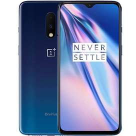 OnePlus 7 Blue, 6/128, Less than 3 months old.