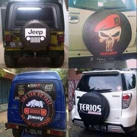 Cover/Sarung Ban Jeep/Rush/Terios/Touring/Ecosport Siap Antar lebah ga
