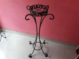 Designer Mild Steel Flower Pot Stands