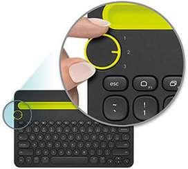 Logitech Wireless Bluetooth Multi Device Keyboard