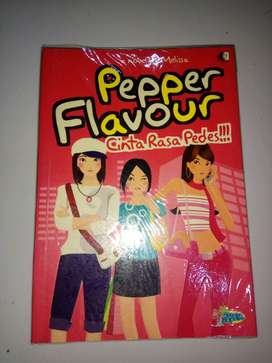 Buku Teenlit - Pepper Flavour
