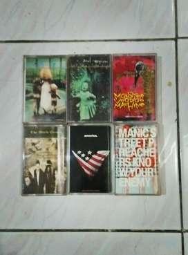 Kaset Hard Rock, Classic Rock, Heavy Metal, AOR, dll