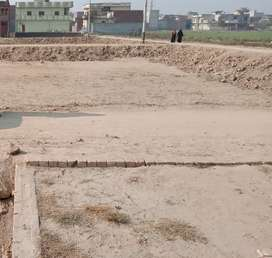 5 Marla Plot For Sale Near Sialkot Bypass Behind Green Valley Phase1