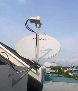 pasang murah Transvision HD Palangkaraya Spesial 6 bulan cuma rp420k