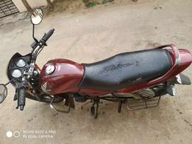 Well maintained honda shine for sell