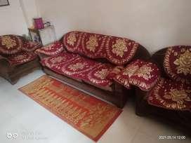 Sofa set 5 seater