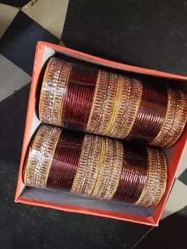 Metal bangles