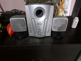 Intex 2.1 Music System in good condition