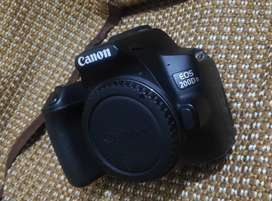Canon 200D Mark ii, In a perfect condition