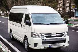 Toyota Hiace 2020 On Easy Installment..