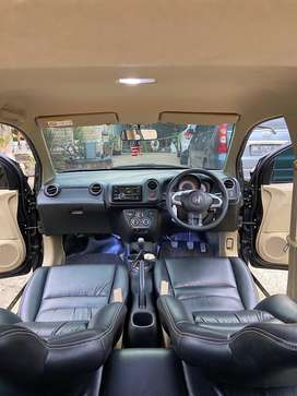 Honda Brio E Satya Warna Hitam