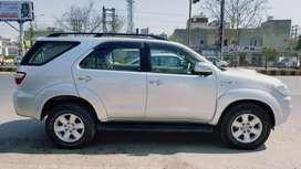 Toyota Fortuner 4x4 MT Limited Edition, 2010, Diesel