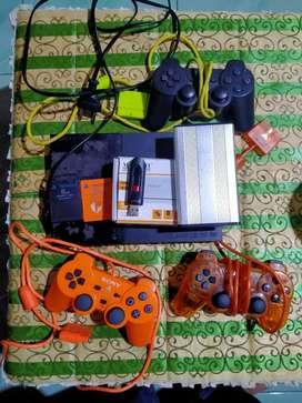 PS 2 Slim Seri 9(terbaik) Siap Pakai