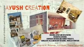 Interior designer and Turnkey projects, Modular kitchen