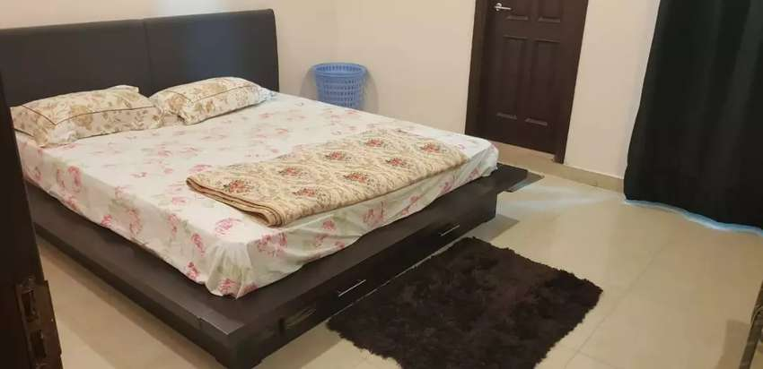 E 11 wounderfull full furnished flat available for rent 0