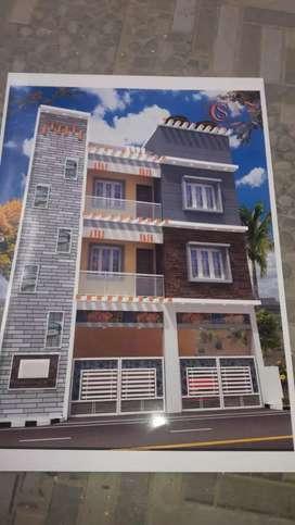 House for sale tc palya main road 1540 sqrpt