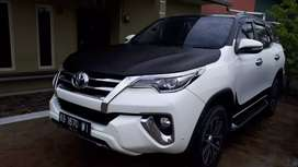 Toyota All New Fortuner VRZ 4x4 A/T (Double Gardan) th 2017
