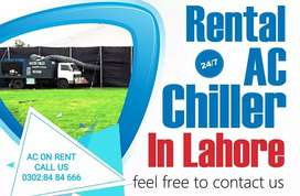 AC CHILER/AC  RENT CABNET CHILLER/CATERING SERVICE/WEDDING FARM HOUSE