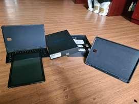Dijual Samsung Tab S4 mulus, plus case keyboard dan plus non keyboard