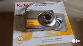 Kodak Digital Camera & Chargers(Nokia small pin, Samsung & Ear Phones)