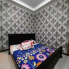 Bikin nyaman dengan Wallpaper dinding nuansa elegan terbaik