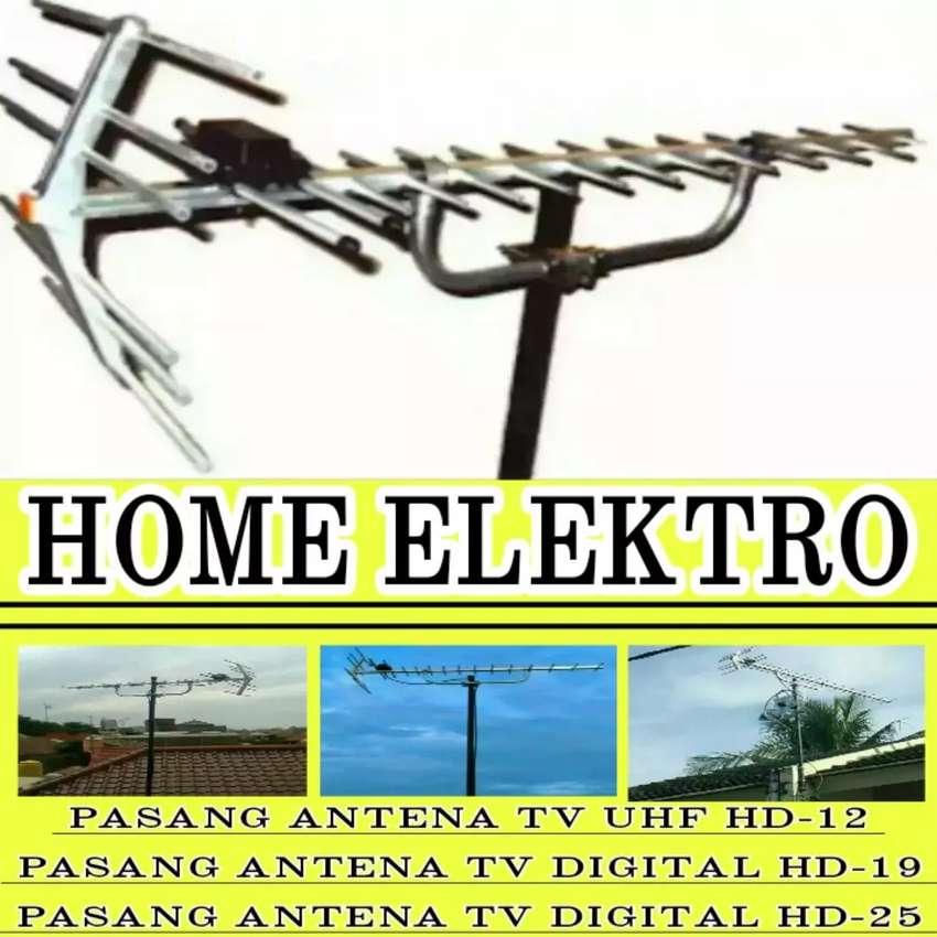 Antena TV Digital Plus Pasang 0