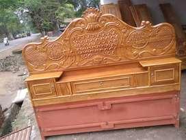Headbox with bedbox