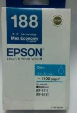 Tinta printer.hp.canon pixma.epson di beli