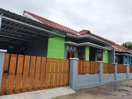 Bismillah rumah baru siap huni