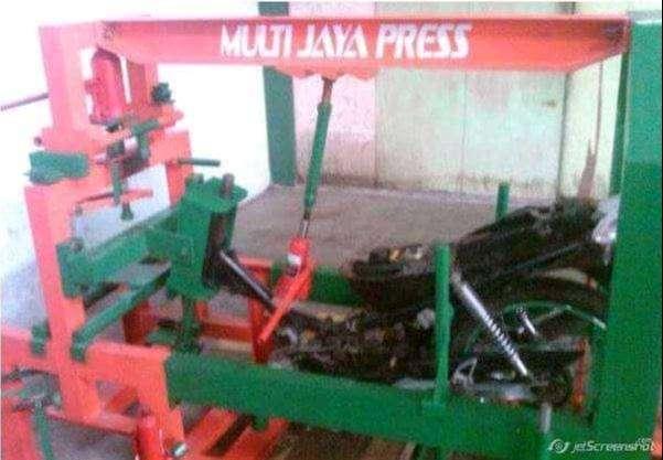 Alat press body motor 0