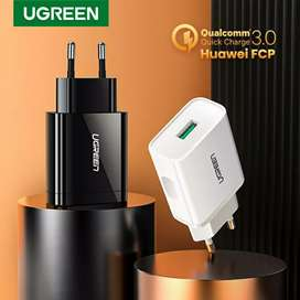 Wall Charger Ugreen Qualcomm Quick Charge 3.0