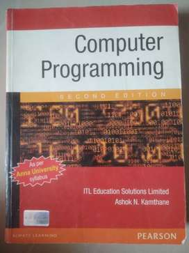 C PROGRAMMING TEXT BOOK